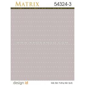 Giấy dán tường Matrix 54324-3