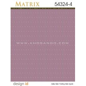 Giấy dán tường Matrix 54324-4