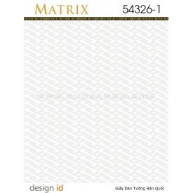 Giấy dán tường Matrix 54326-1