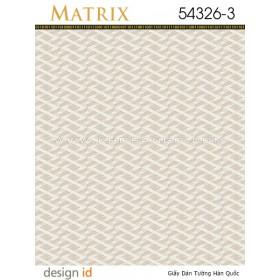Giấy dán tường Matrix 54326-3