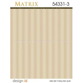 Giấy dán tường Matrix 54331-3