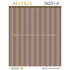 Giấy dán tường Matrix 54331-4