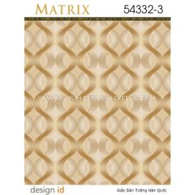 Giấy dán tường Matrix 54332-3