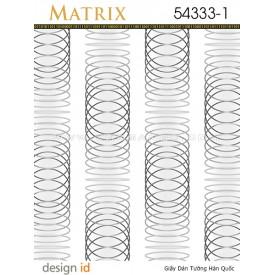 Giấy dán tường Matrix 54333-1