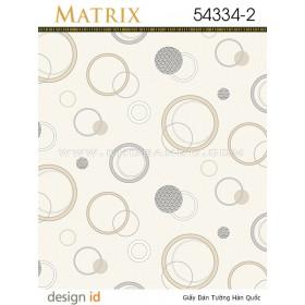 Giấy dán tường Matrix 54334-2