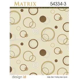Giấy dán tường Matrix 54334-3