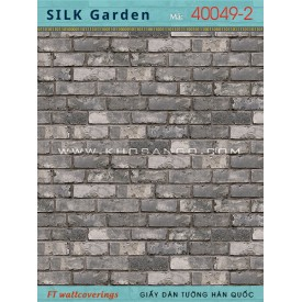 Giấy Dán Tường Silk Garden 40049-2