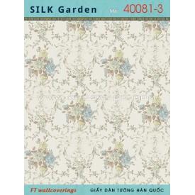 Giấy Dán Tường Silk Garden 40081-3
