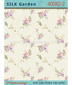 Wallpaper Silk Garden 40082-2