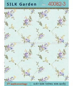 Wallpaper Silk Garden 40082-3