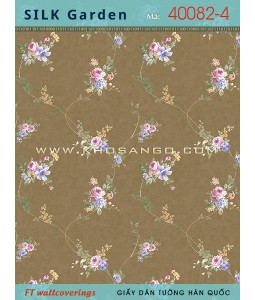 Wallpaper Silk Garden 40082-4