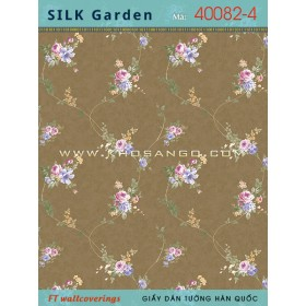 Giấy Dán Tường Silk Garden 40082-4
