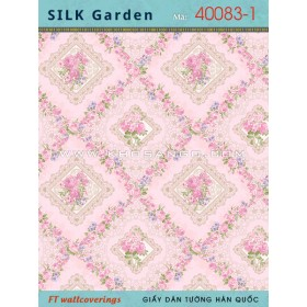 Giấy Dán Tường Silk Garden 40083-1