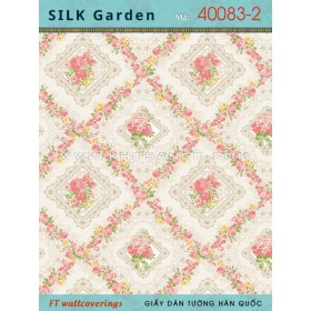 Giấy Dán Tường Silk Garden 40083-2
