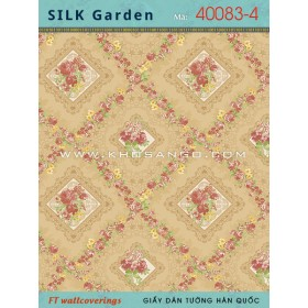 Giấy Dán Tường Silk Garden 40083-4