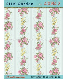 Wallpaper Silk Garden 40084-2
