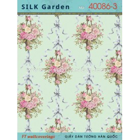 Giấy Dán Tường Silk Garden 40086-3