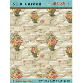 Giấy Dán Tường Silk Garden 40088-1