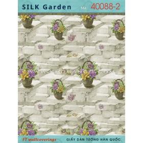 Giấy Dán Tường Silk Garden 40088-2