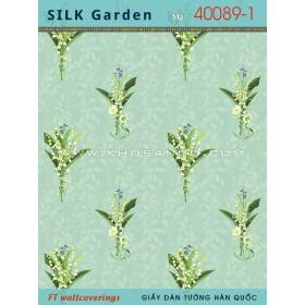 Giấy Dán Tường Silk Garden 40089-1