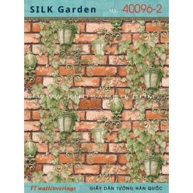 Giấy Dán Tường Silk Garden 40096-2