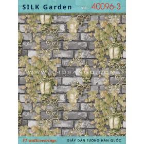 Giấy Dán Tường Silk Garden 40096-3