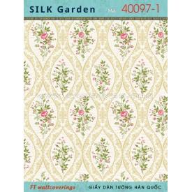 Giấy Dán Tường Silk Garden 40097-1