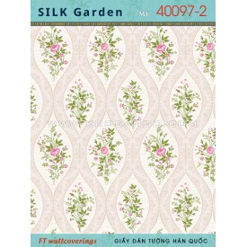 Giấy Dán Tường Silk Garden 40097-2