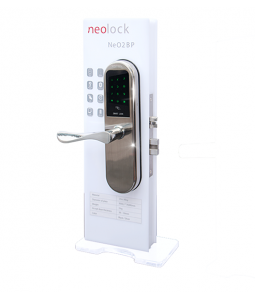 Neolock Smart Lock Ne02BP-Silver