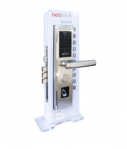 Neolock Smart Lock Ne03BP-Silver