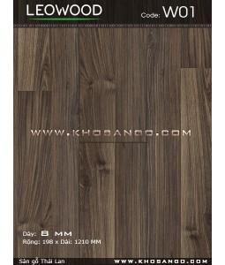 Sàn gỗ Leowood W01