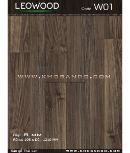 Leowood Flooring W01