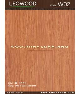 Sàn gỗ Leowood W02