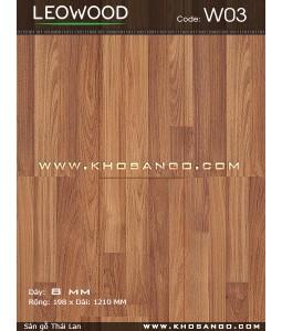 Sàn gỗ Leowood W03