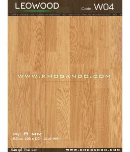 Leowood Flooring W04
