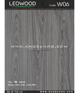 Leowood Flooring W06
