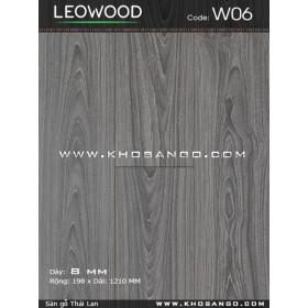 Sàn gỗ Leowood W06