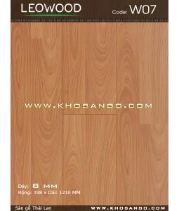 Leowood Flooring W07