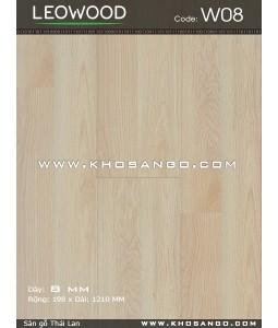 Sàn gỗ Leowood W08