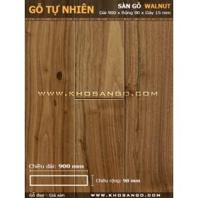 Sàn gỗ  Walnut ( óc chó ) 900mm