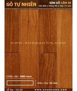 Merbau hardwood flooring 600mm