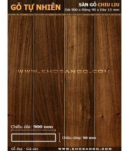 Senna siamea flooring 900mm
