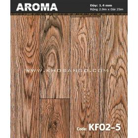 Sàn nhựa cuộn KF02-5