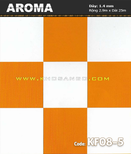 Plastic floor roll KF08-5