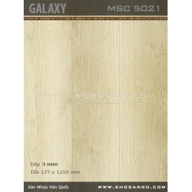 Sàn nhựa Galaxy MSC5021