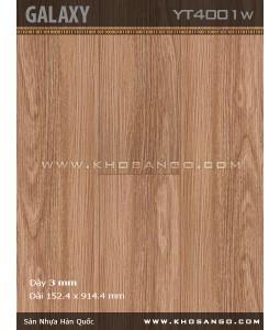 Galaxy Vinyl Flooring YT4001w