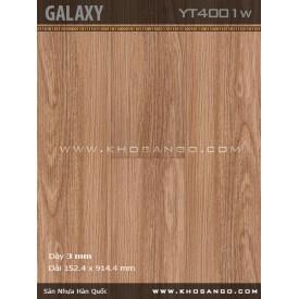 Sàn nhựa Galaxy YT4001w