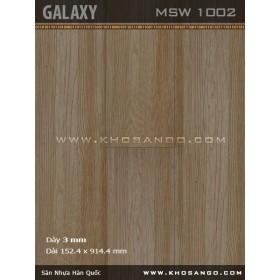 Sàn nhựa Galaxy MSW1002