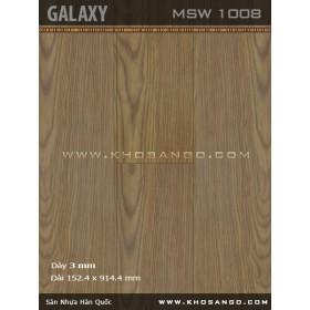 Sàn nhựa Galaxy MSW1008