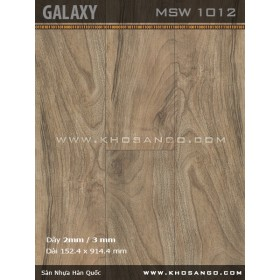 Galaxy LVT MSW1012